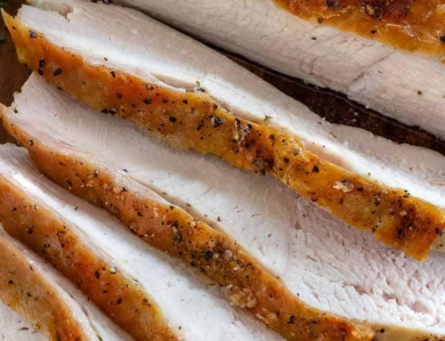 The health benefits of turkey breast